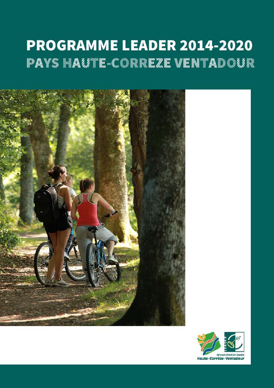 Brochure Leader Haute-Corrèze Ventadour